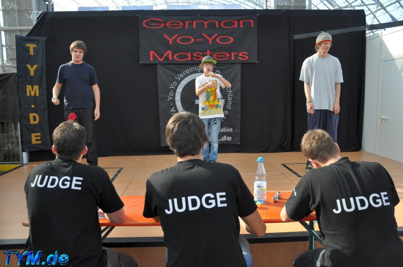 German Yo-Yo Masters 2011
