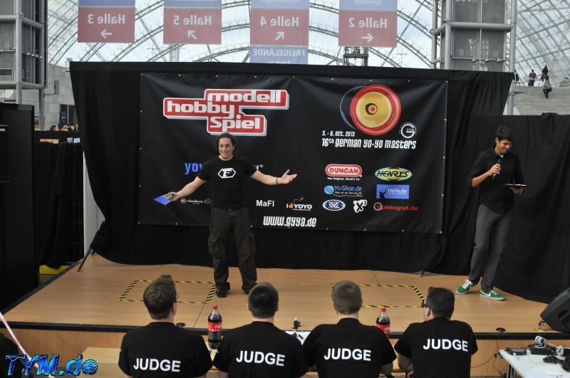 German Yo-Yo Masters 2013 in Leipzig