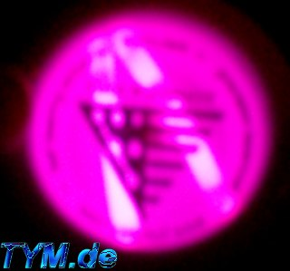 Patriot Lightstick Mod - Pink!