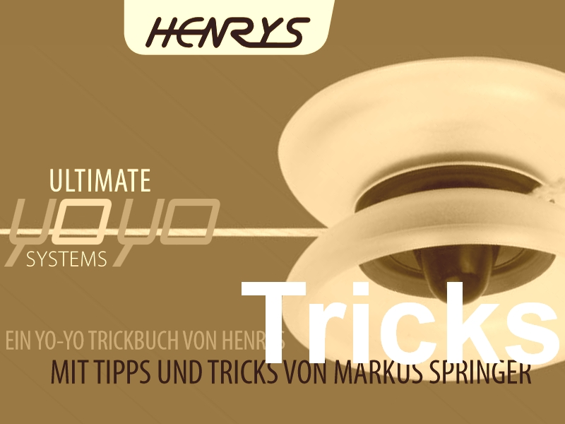 Yo-Yo Trickbuch by Henrys and Jumper